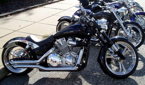 Black Basterd VTX1300