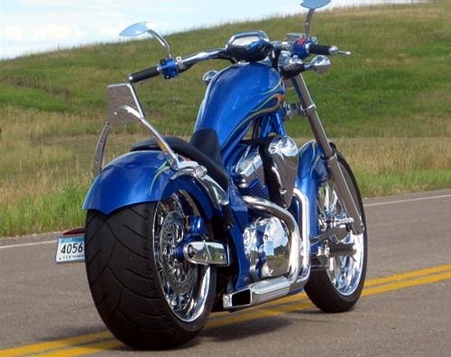 Honda Of Abilene >> Exhaust System - Honda Sabre Forum VT1300CS - VT Cafe ...