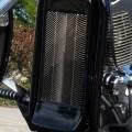 VTX1300 Radiator Cover