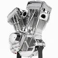 El Bruto 120ci & 127ci Engines