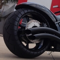 M/B  Honda Fury Bobber Tail Fender